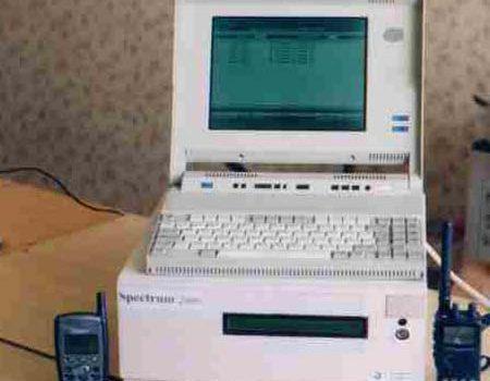 СПЕКТЪР 2000 – СОТ с двупосочна комуникация